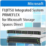 FUJITSU Integrated System PRIMEFLEX for Microsoft Storage Spaces Direct