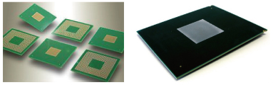 Semiconductor packaging substrates
