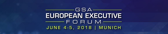 GSA EUROPEAN EXECUTIVE FORUM