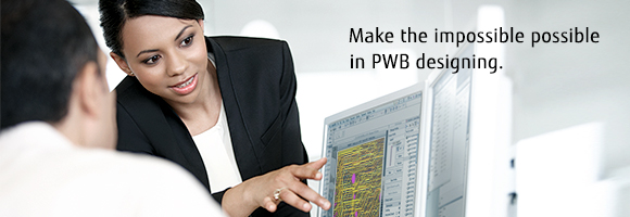 Make the impossible possible in PWB designing.