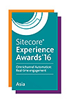 Sitecore Experience Award ロゴマーク