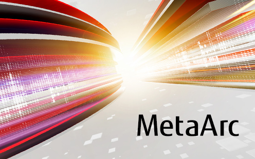 FUJITSU Digital Business Platform MetaArc (メタアーク)