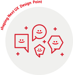 shaping Next UX Design Point
