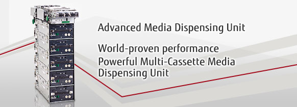 Advanced Media Dispensing Unit World-proven performance Powerful Multi-Cassette Media Dispensing Unit
