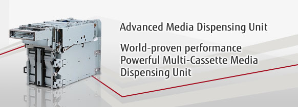 Advanced Media Dispensing Unit. World-proven performance. Powerful Multi-Cassette Media Dispensing Unit.