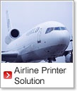 Airline Printer Solution