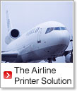The Airline Printer Solution