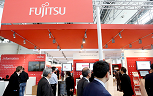 The World's Leading IT Business Exhibition - Fujitsu Booth at CeBIT 2017