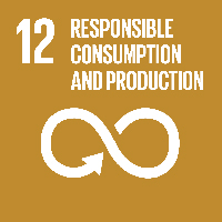 Goals12: Responsible consumption and production