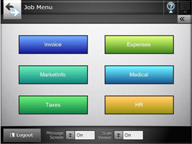 Network-sdk-jobmenu
