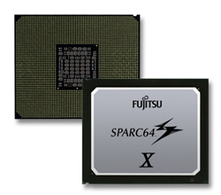 High Performance Processor SPARC64 X