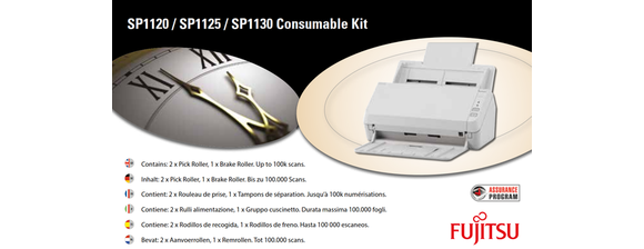 SP-Series Consumable Kit from Fujitsu