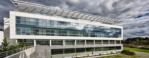 Office building Fujitsu Luxembourg