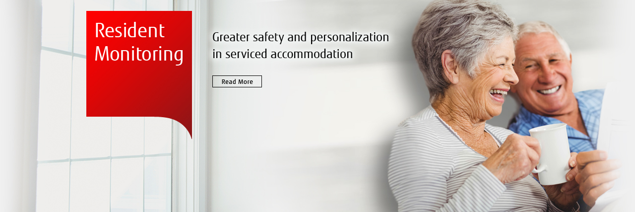 Greater safety and personalization in serviced accommodation