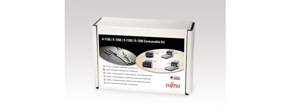 fi-7xxx series consumable kit from Fujitsu