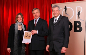Top Job award  2009
