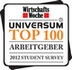Universum Top 100 Award