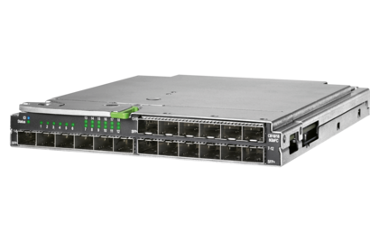 BX900 Fibre Channel Pass-Thru 8 GB18/18 - side