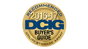Buyer's Guide Awarded
