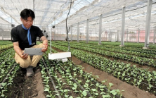Smart Agriculture Iwata