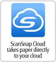 ScanSnap Cloud Banner