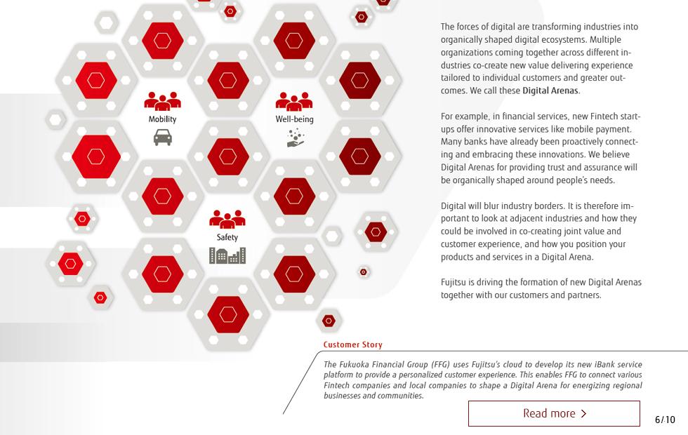 Executive Summary - Fujitsu Technology and Service Vision : Fujitsu New Zealand - 웹