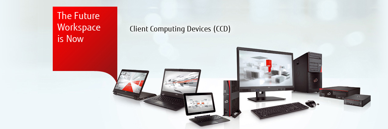 The Future Workspace is Now - Client Computing Devices