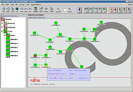 Photo of NetSmart Network Management Software