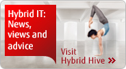 Visit Hybrid Hive for insights on Hybrid IT