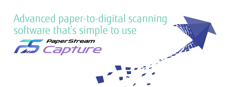 PaperStream Capture Basic: The simplest solution there is for making content live