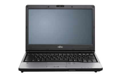 LIFEBOOK S792, front view, with reflection