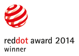 Red dot award logo