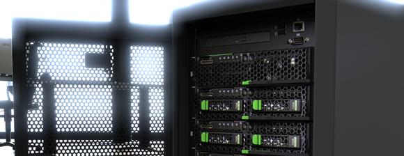 PRIMERGY blade servers