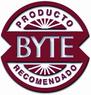 BYTE – «Продукт, рекомендуемый BYTE», Испания ноябрь 2012 г.