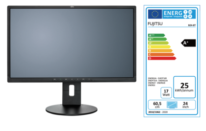 FUJITSU Display B24-8 TS Pro - with EEC label