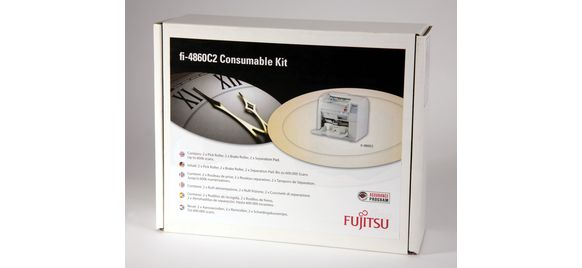fi-4860C / fi-4860C2 consumable kit from Fujitsu