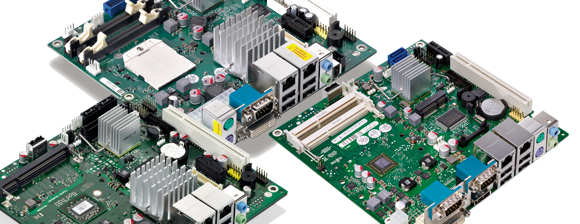 Mainboards Industrial & Extended Lifecycle Series