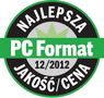 PC Format, «Лучшее соотношение цена- качество», ноутбук Fujitsu LIFEBOOK AH552/SL, Польша, декабрь 2012 г.