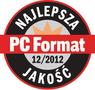PC Format, «Лучшее качество», ноутбук Fujitsu LIFEBOOK AH552/SL, Польша, декабрь 2012 г.