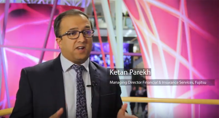 Video still: Ketan Parekh talks about AI and quantum computingces