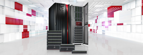 ETERNUS DX Enterprise Storage Systems