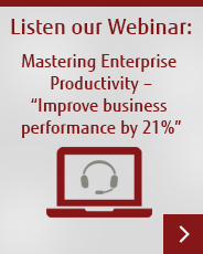 Webinar - Mastering Enterprise Productivity