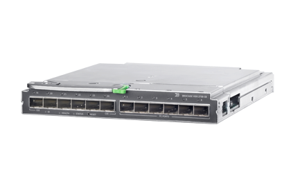 PRIMERGY BX Ethernet Fabric Switch 10Gbit/s 18/6+6 (BROCADE VDX 2730)