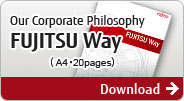 FUJITSU Way Download