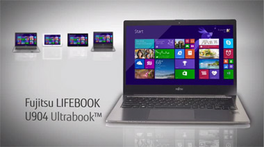 Mr Sleek LIFEBOOK U904