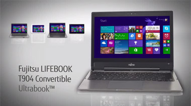 Ms Dynamic LIFEBOOK T904