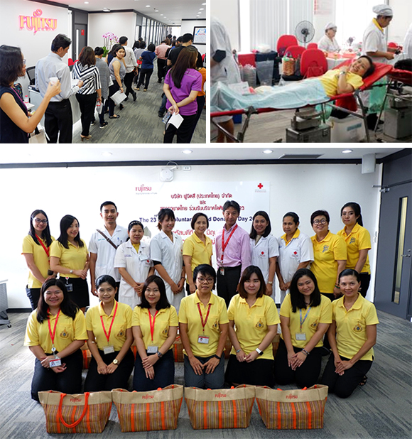 FTH Blood Donation