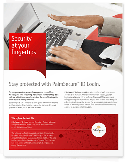 ID Login brochure