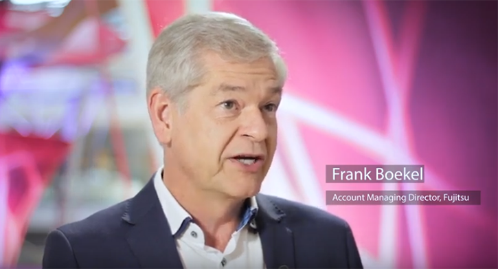 Video: Frank Boekel talks about agile financial services