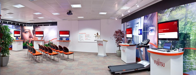 Demonstration Centre - Fujitsu Laboratories of Europe